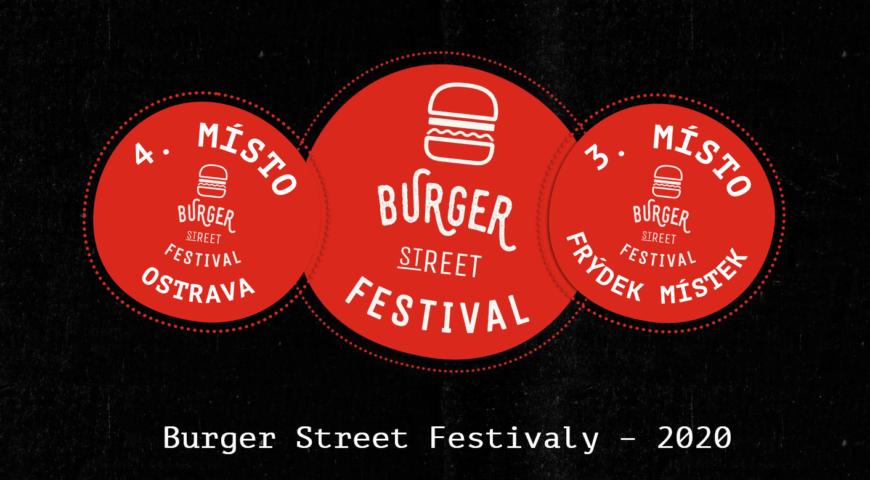 15. – 17. 5. Burger Street Festival Ostrava
