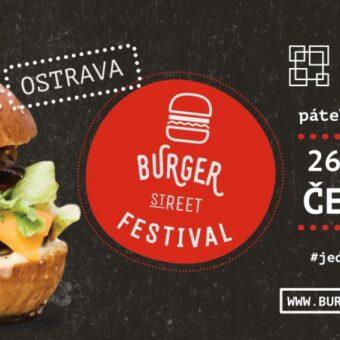 Burger Festival bude! A my na něm!