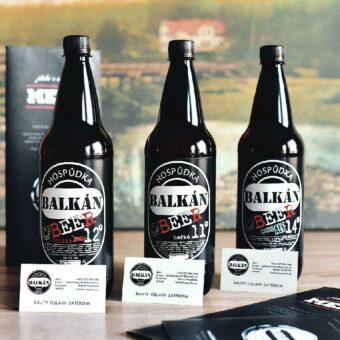 Už jste vyzkoušeli náš Balkán Beer?